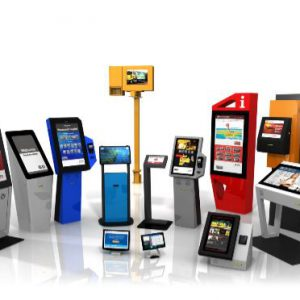 Digital Custom-Shape-kiosk