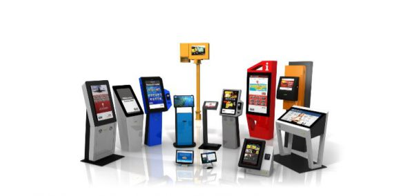 Digital Custom-Shape-kiosk